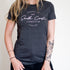 Classic South Coast Womens Tee - Grey