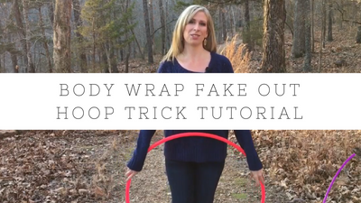 Body Wrap Fake Out Hoop Trick Tutorial