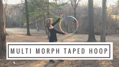 Multi Morph Taped Hoop