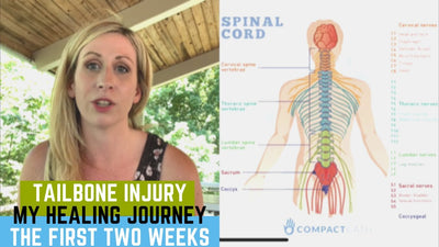 Tailbone Injury- My Healing Process - 2 Week Update