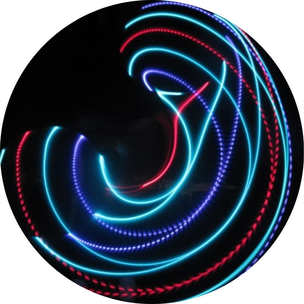 LED ProSeries Hoops