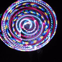 LED Hoops - Sugar Magnolia | Autumn Flow