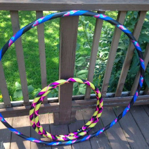 Beginner Hoops - Collapsible for Easy Travel and Shipping