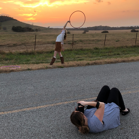 Hooping Professional Photos