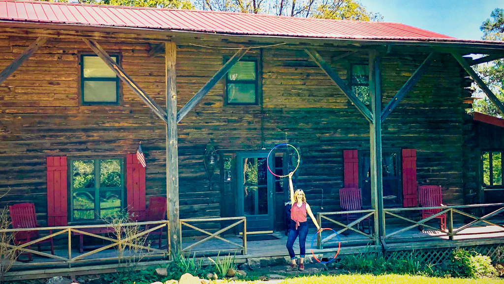 Ozark Hoop & Wellness Retreat