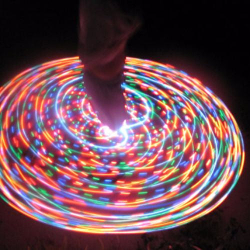 LED Hoops - Born Cross Eyed