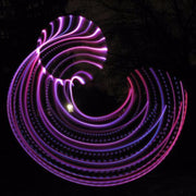 LED Hoops - Cats Tail