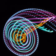 LED Hoops - China Cat Sunflower