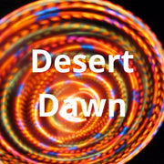 LED Mini Hoops - Desert Dawn