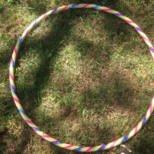 Beginner Hoops - Flower Child Beginner Hula Hoop