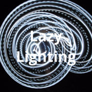 LED Mini Hoops - Lazy Lighting