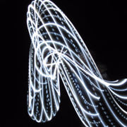 Lazy Lightning Mini LED Hoops