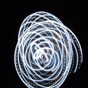LED Hoops - Lazy Lightning