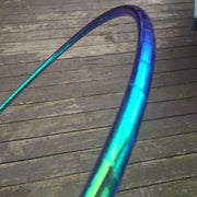 Taped Hoops - Orchid Color Morph Taped Hoop