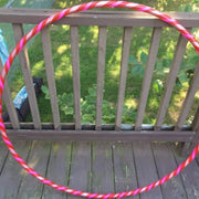 Beginner Hoops - Strawberry Seduction Beginner Hula Hoop