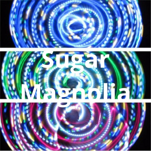 LED Mini Hoops - Sugar Magnolia