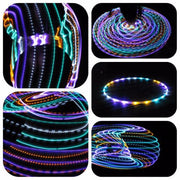 LED Hoops - Terrapin Station