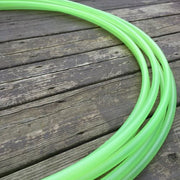 Polypro Hoops - Translucent Green Polypro Hoop