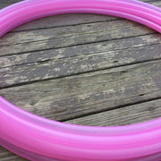 Polypro Hoops - Translucent Pink