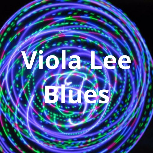 LED Mini Hoops - Viola Lee Blues