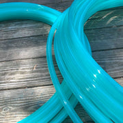 UV Teal Fusion Gloss Polypro Hoop
