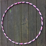 Beginner Hoops - Pink Paisley Beginner Hoop