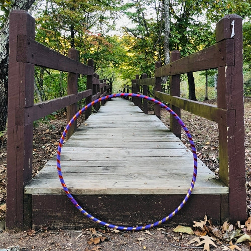 Beginner Hula Hoop for Local Class