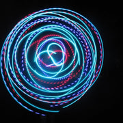 Cheap LED Hoops - Bali Blossoms