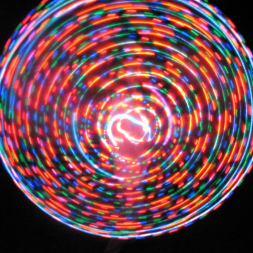 Cheap LED Hoops - Born Cross Eyed