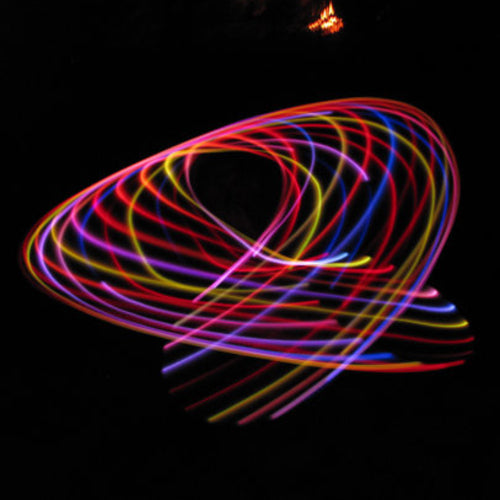 Cheap LED Hoops - Cosmic Charlie