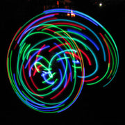 Cosmic Charlie Budget LED Hoops
