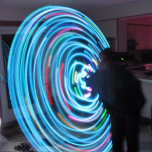 Cheap LED Hoops - Crypical Envelopment