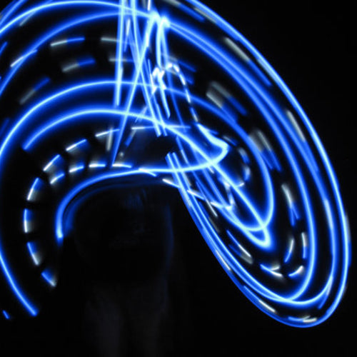 Midnight Budget LED Hoop