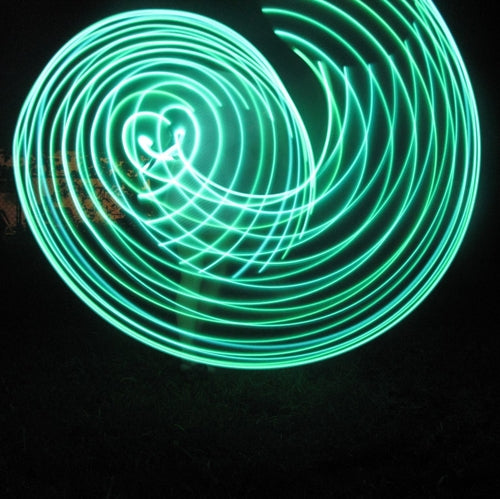 LED Hoops - Aquatic Monochromatic