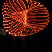LED Hoops - Coral Reef Monochromatic