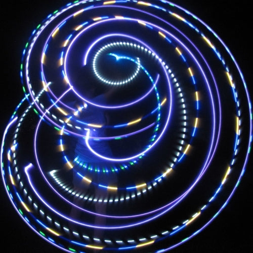 Sugar Magnolia LED Hoop