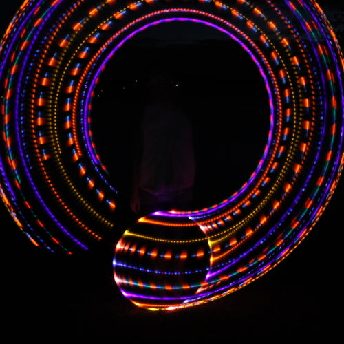 Cheap LED Hoops - Sun