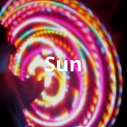LED Mini Hoops - Sun