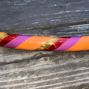 "<img src=""Love-Of-Autumn-Beginner-Hoop-by-Autumn-Flow.jpg""alt=""Orange, red, gold and purple beginner hula hoop on a wood deck background in the sunlight"">"