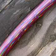 Multi Rainbow Morph Taped Hoop