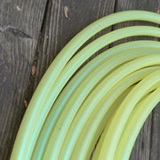Lemon Lime Color Shift Polypro Hoop