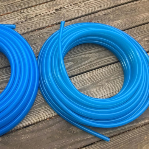 Polypro Hoops - UV Blue Agate