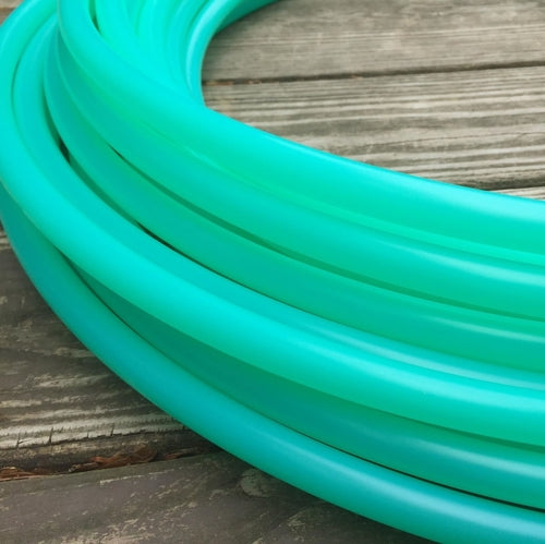 Polypro Hoops - UV Green Calcite