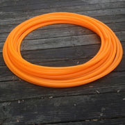Polypro Hoops - UV Light Orange