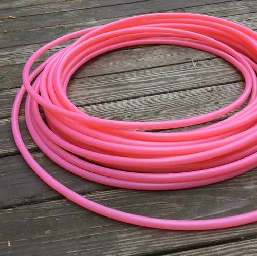 Polypro Hoops - UV Morganite