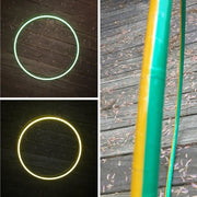 Two Sided (Coin Flip) Reflective Hoop