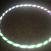 Reflective Hoops - Cool Rainbow Road Reflective Hoop