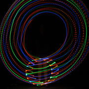Summer Flow LED Hoop