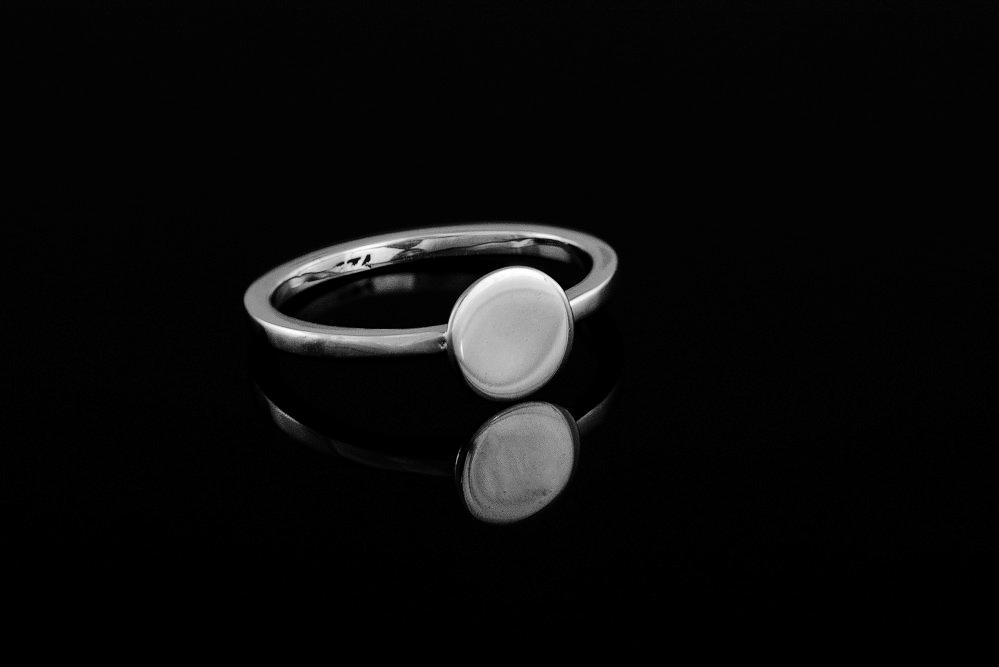 Circle Stacker Ring