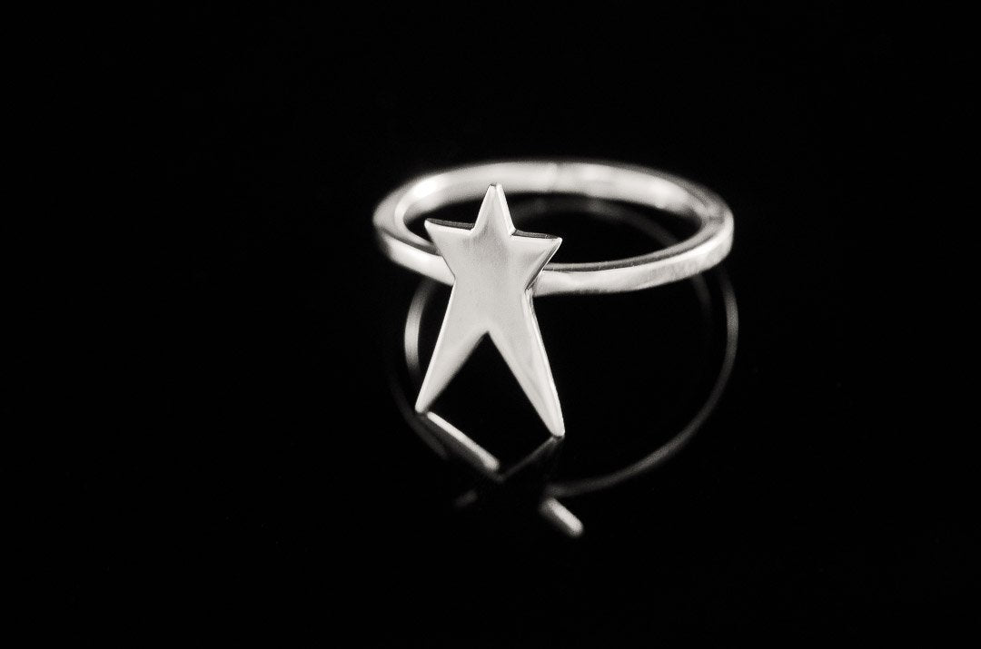 Star Stacker/Forefinger Ring